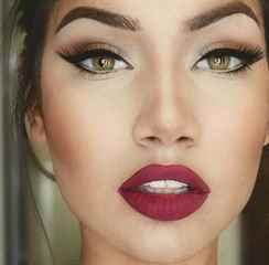 Eye makeup older