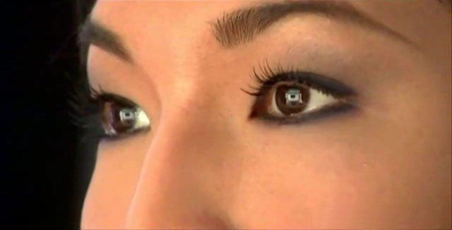 Макияж для азиатских глаз без век