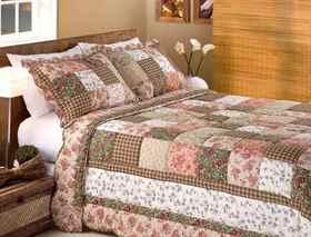 Как сшить покрывал на кровать 39