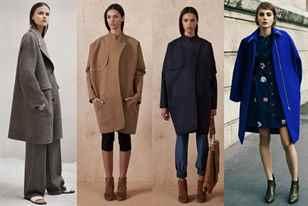 Модные пальто 2017 женские
