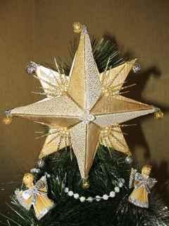 Как сделать чтобы рождественская звезда 87