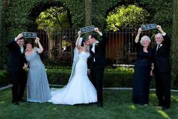 Как одеться жениху и невесте на свадьбу