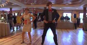 Танец родителей на свадьбе Видео на Запорожском портале