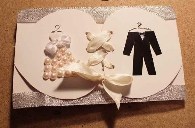 Сделать открытку руками на свадьбу 994