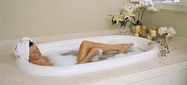 Как принять ванну с пользой Официальный сайт. - Едим Дома 23
