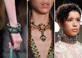 Ювелирные модные тенденции