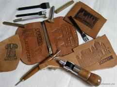 Инструмент для работы с кожей своими руками изготовить фото 740