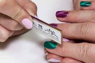 Лак для ногтей с магнитом инструкция