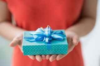 Подарок для родственников невесты 437