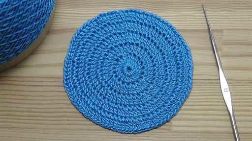 Как сделать круг для вязания 896