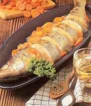Приготовить рыбу с овощами в пароварке