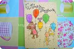Картинки, рисунок маме на день рождения открытка своими руками