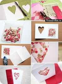 Прикольные рисунки, открытки своими руками на день рождения любимой