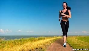 Вред бега для похудения