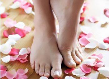 Облазиют ноги аллергия