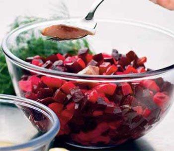 Можно ли на ужин есть винегрет при похудении
