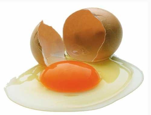 Сырые яйца для похудения