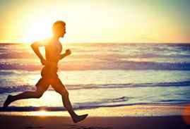 Похудение от утренних пробежек