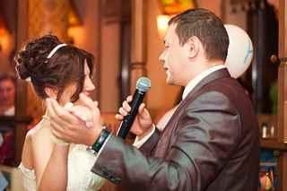 Песни с днем свадьбы, открытка