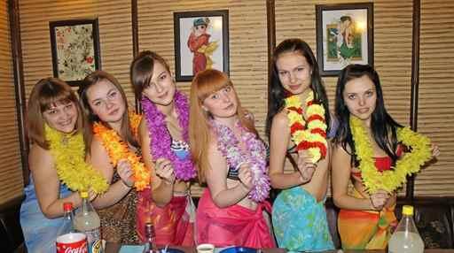 вечеринка в сауне фото - 14