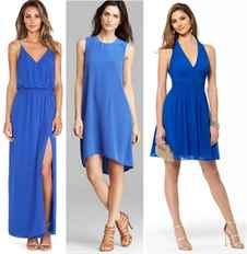 35795f25e6d Какие туфли подойдут к синему платью  подбираем модель и цвет обуви