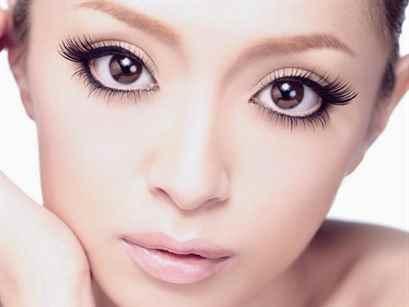 Сделать глаза шире без макияжа