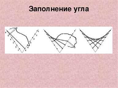 Вышивка на картоне нитками