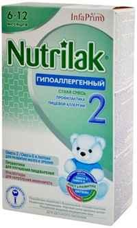Nutrilak гипоаллергенный 1