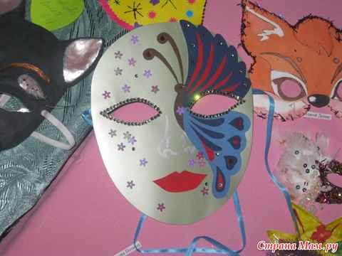Как сделать дома маску своими руками