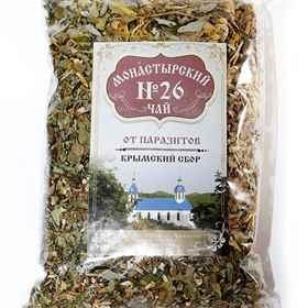 Монастырский чай от паразитов в Сургуте