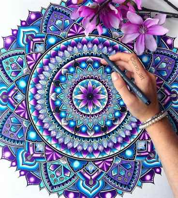 Раскраски мандалы со значением на здоровье, на любовь ...